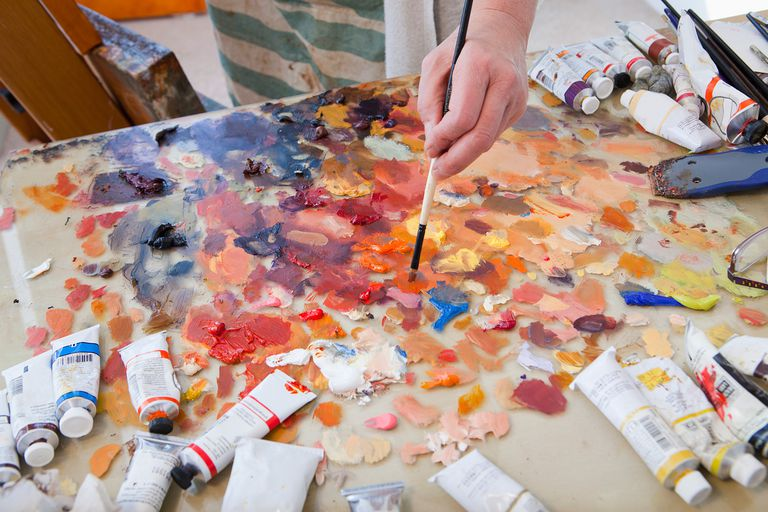 BRUSHES FOR FINE ARTS AND OIL PAINTING: SOME TIPS FOR BEGINNERS