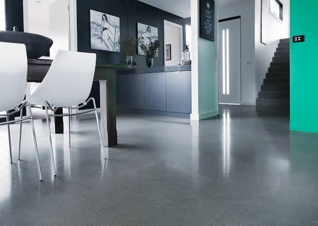 Pros of Polished Concrete Floors